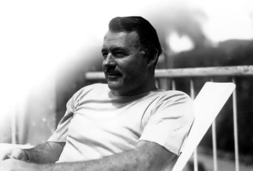 Hemingway - American Nobel Prize-winning author