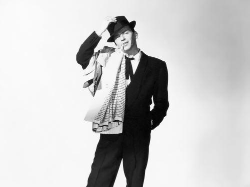 Sinatra - legendary artist