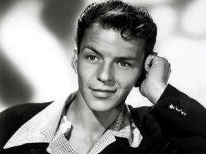 Francis Sinatra - voice of the twentieth century