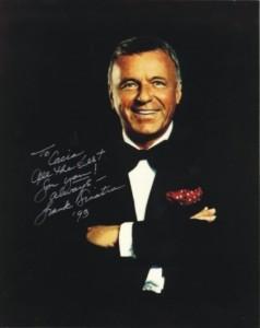 Sinatra – great singer