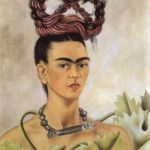Frida - one of the most famous Mexican artists of the 1900s