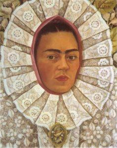 Kahlo - extraordinary personality