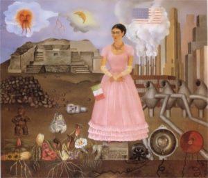 Kahlo – bright artist