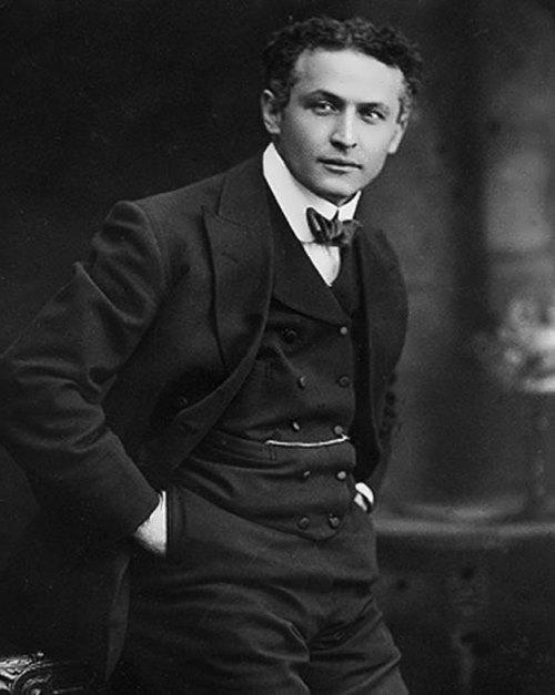 Harry Houdini - American illusionist