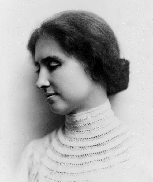 Helen Keller – Woman of Courage