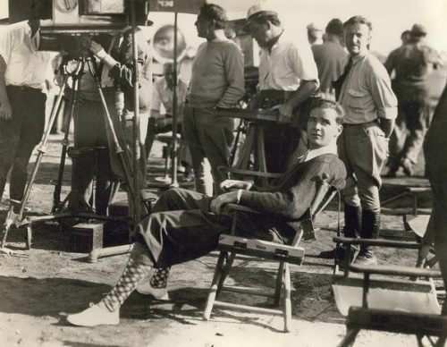 Hughes – industrialist and film director