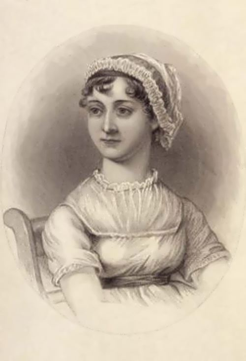 Jane Austen - English writer