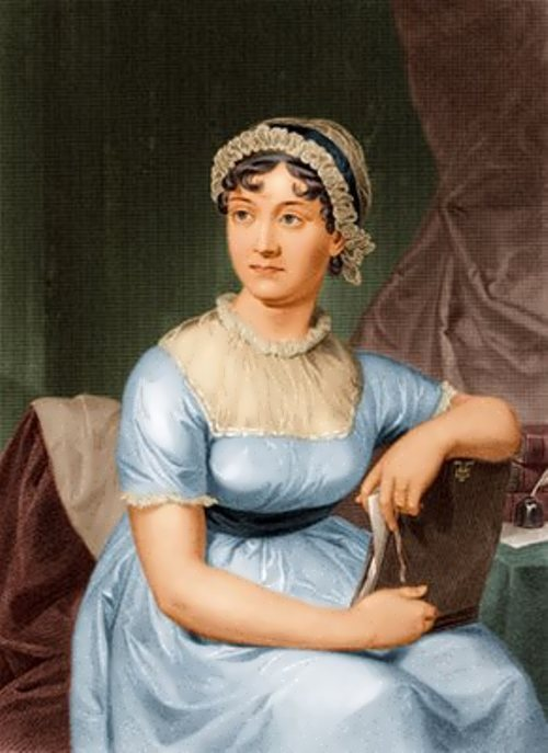 Jane Austen - famous author