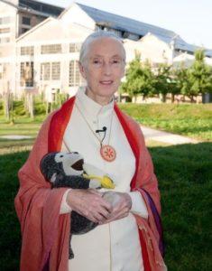 Dame Valerie Jane Morris Goodall