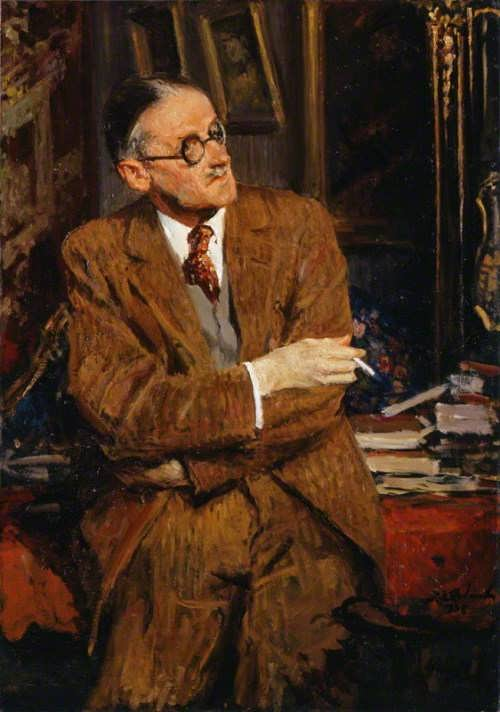 Joyce by Jacques-Emile Blanche