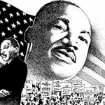 Martin Luther King Jr. - one of the most important black leaders of his era