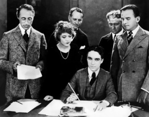 Pickford - first female movie mogul