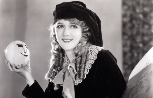 Pickford - one of the first stars of Hollywood