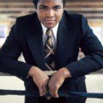Muhammad Ali – legendary boxer