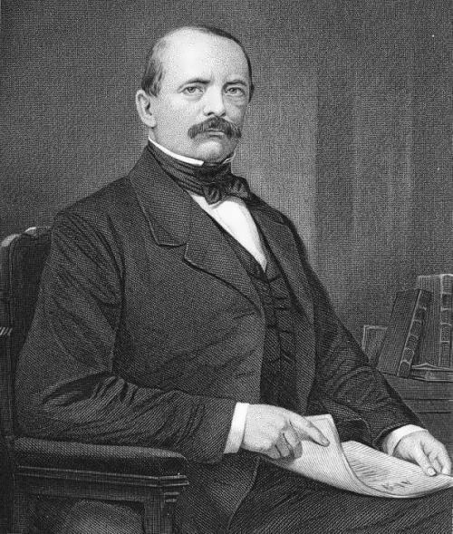 Bismarck - minister- president of Prussia