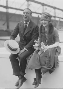 Pickford and Douglas Fairbanks