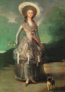 Marques de Pontehos, 1786