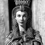 Vivien Leigh in the film Caesar and Cleopatra, 1945