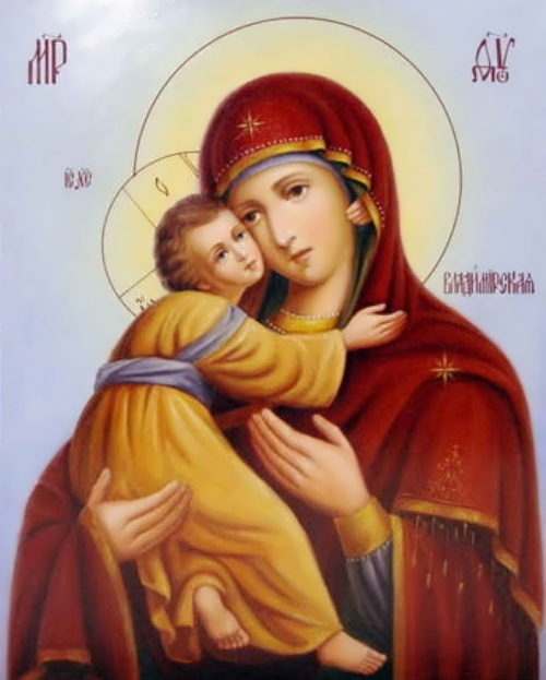 Vladimir Icon of Mother of God