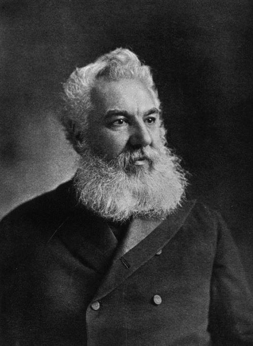 Alexander Graham Bell – great inventor