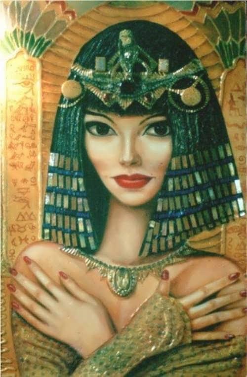 Cleopatra - Philopator of Egypt