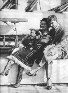 Duncan and Sergei Esenin