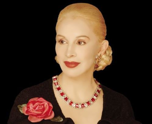 Eva Peron – first lady of Argentina