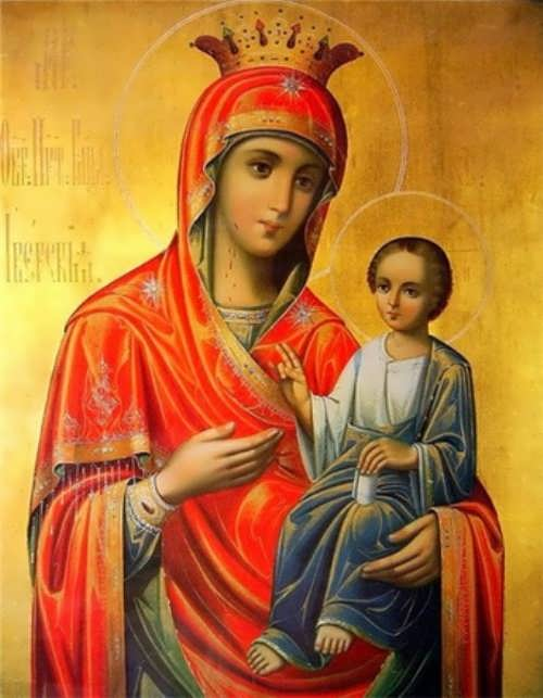 Iver Icon of the Mother of God