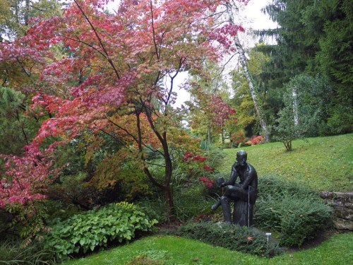 Grave of James Joyce