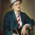 Portrait of James Joyce