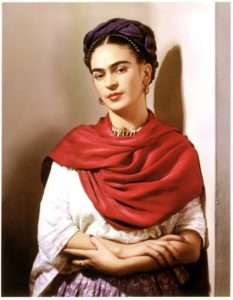 Frida Kahlo – Mexican painter