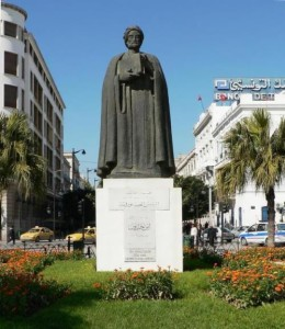 Monument to Ibn Khaldun