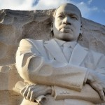 Monument to Martin Luther King Jr.