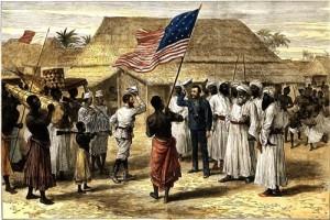 Livingstone - explorer of Africa