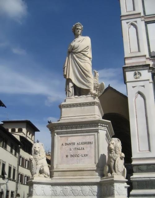 Monument to Dante Alighieri, Florence