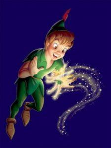 Peter Pan by Disney