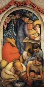 Night of the poor men, 1928