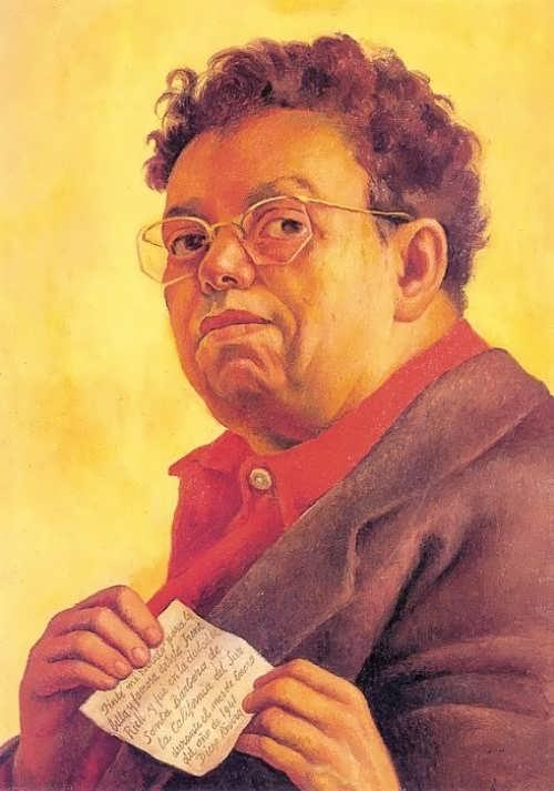 Diego Rivera – famous painter