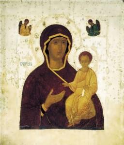 Smolensk Icon of the Mother of God (Hodegetria)