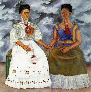 Two Fridas, 1939