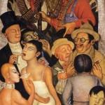 Night of the wealthy men, 1928