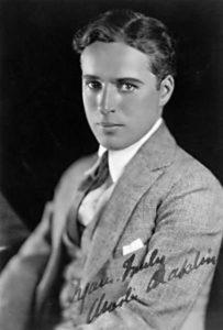 Chaplin - producer and director