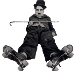 Chaplin - comedian, actor and writer