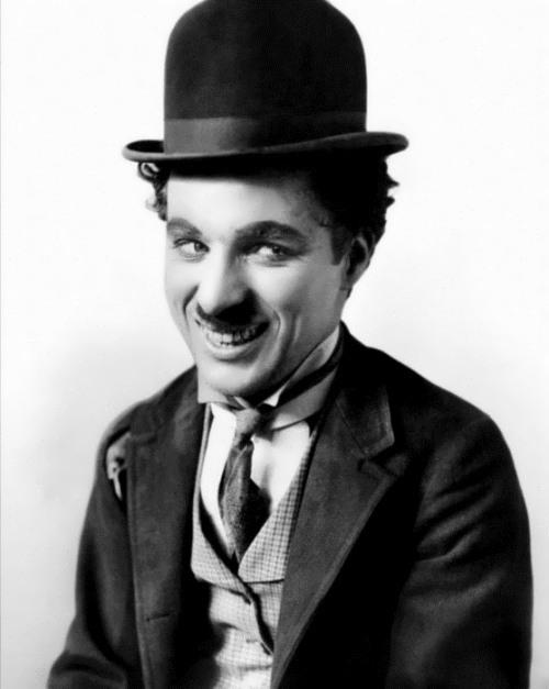 Charlie Chaplin – silent films star