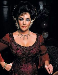 Elizabeth Rosemond Taylor - one of film's most legendary women
