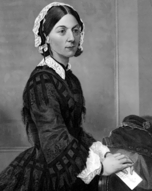 Florence Nightingale - health care pioneer