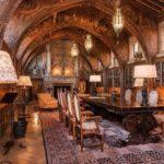 Hearst Castle inside