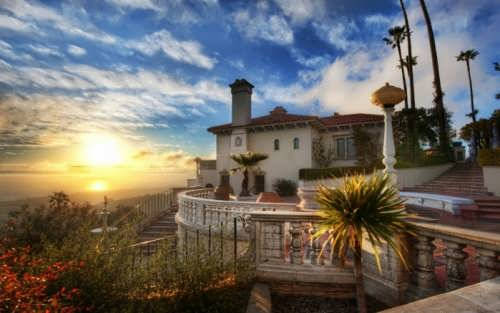 Hearst Castle – her most successful project