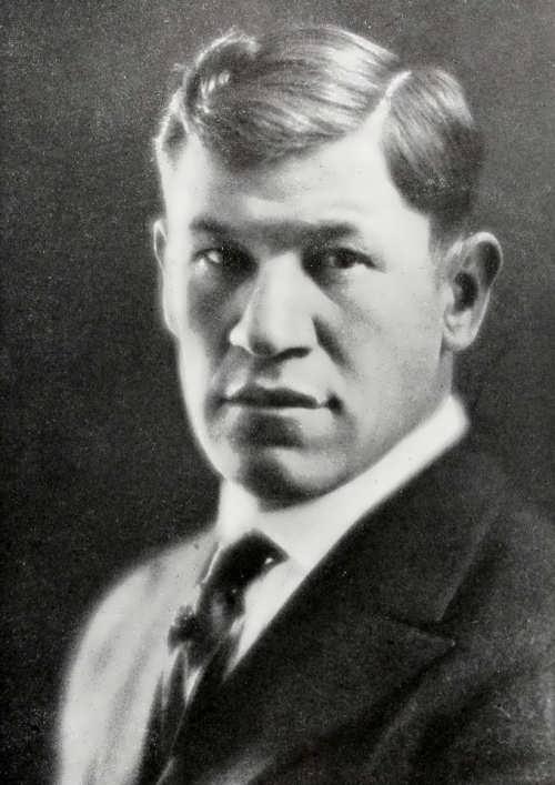 Thorpe - American football and baseball player