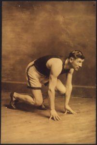 Thorpe – professional athlete